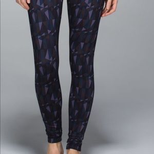 lululemon athletica Pants - Lululemon Wunder Under Full Length Legging